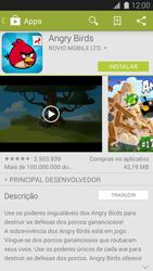 Como baixar aplicativos - Samsung Galaxy S5 - Passo 17