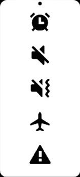 Explicação dos ícones - Samsung Galaxy S20 Plus 5G - Passo 18