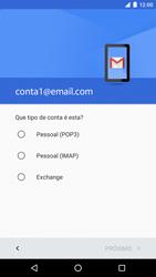 Como configurar seu celular para receber e enviar e-mails - LG Google Nexus 5X - Passo 12