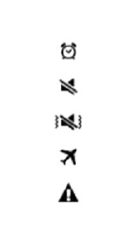 Explicação dos ícones - Samsung Galaxy On 7 - Passo 22