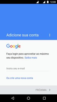Como configurar seu celular para receber e enviar e-mails - Motorola Moto G (4ª Geração) - Passo 9