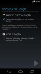 Como configurar seu celular para receber e enviar e-mails - Motorola Moto E (1ª Geração) - Passo 13