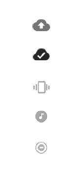 Explicação dos ícones - Motorola Moto G7 Play - Passo 7