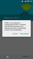 Como configurar pela primeira vez - Motorola Moto G (2ª Geração) - Passo 4