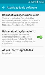 Como atualizar o software do seu aparelho - Samsung Galaxy J1 - Passo 6