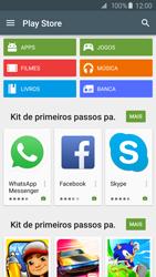 Como baixar aplicativos - Samsung Galaxy S6 - Passo 4