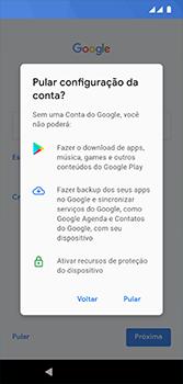 Como configurar pela primeira vez - Motorola Moto G7 - Passo 12