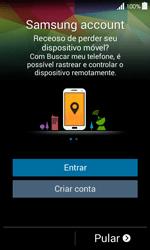 Como configurar pela primeira vez - Samsung Galaxy Ace 4 - Passo 11