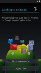 Como ativar seu aparelho - Samsung Galaxy S5 - Passo 9