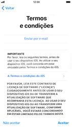 Como configurar pela primeira vez - Apple iPhone 7 - Passo 19