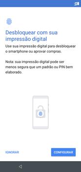 Como ativar seu aparelho - Motorola One - Passo 14