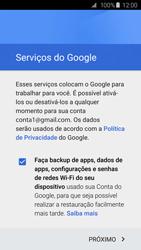 Como configurar seu celular para receber e enviar e-mails - Samsung Galaxy S6 - Passo 15