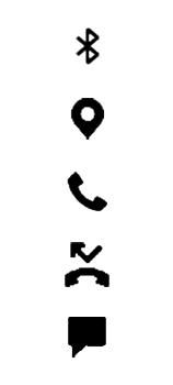 Explicação dos ícones - Samsung Galaxy Note 20 5G - Passo 19