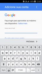 Como configurar seu celular para receber e enviar e-mails - Samsung Galaxy J3 Duos - Passo 11