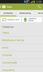 Como baixar aplicativos - Samsung Galaxy Core Plus - Passo 6