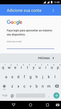 Como configurar seu celular para receber e enviar e-mails - Motorola Moto X Play - Passo 9