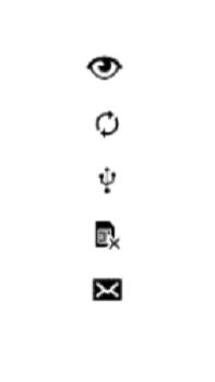 Explicação dos ícones - Samsung Galaxy On 7 - Passo 20