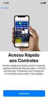 Como ativar seu aparelho - Apple iPhone X - Passo 31