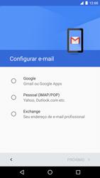 Como configurar seu celular para receber e enviar e-mails - LG Google Nexus 5X - Passo 7