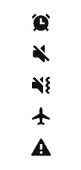 Explicação dos ícones - Samsung Galaxy S10 - Passo 16