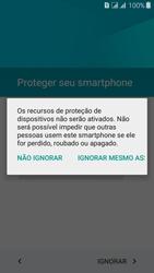 Como configurar pela primeira vez - Samsung Galaxy J3 Duos - Passo 13