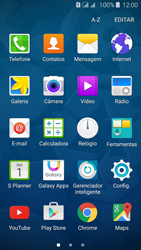 Como baixar aplicativos - Samsung Galaxy J5 - Passo 3