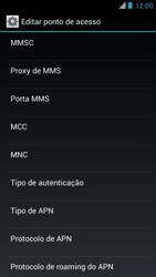 Como configurar a internet do seu aparelho (APN) - Motorola RAZR MAXX - Passo 14