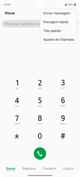O celular não recebe chamadas - LG K62 - Passo 12