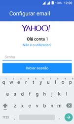 Como configurar seu celular para receber e enviar e-mails - Alcatel Pixi 4 - Passo 10