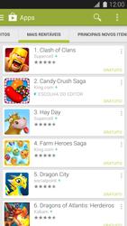 Como baixar aplicativos - Samsung Galaxy S5 - Passo 9