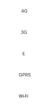 Explicação dos ícones - Apple iPhone XR - Passo 8