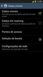 Como configurar a internet do seu aparelho (APN) - Samsung Galaxy S IV - Passo 5