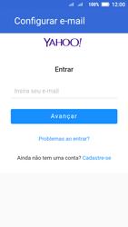 Como configurar seu celular para receber e enviar e-mails - Lenovo Vibe C2 - Passo 8