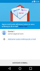 Como configurar seu celular para receber e enviar e-mails - LG K10 - Passo 16