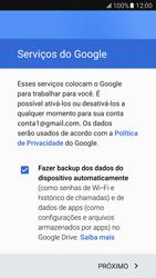 Como configurar seu celular para receber e enviar e-mails - Samsung Galaxy S7 - Passo 15