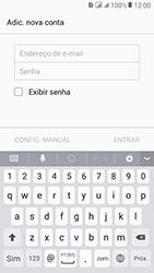 Como configurar seu celular para receber e enviar e-mails - Samsung Galaxy J2 Prime - Passo 6