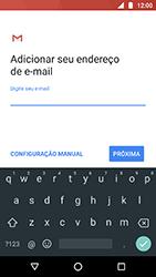 Como configurar seu celular para receber e enviar e-mails - Motorola Moto X4 - Passo 9