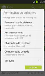 Como baixar aplicativos - Samsung Galaxy S III Mini - Passo 18