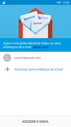 Como configurar seu celular para receber e enviar e-mails - Lenovo Vibe K6 - Passo 22
