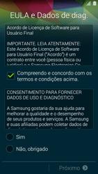 Como ativar seu aparelho - Samsung Galaxy S5 - Passo 6