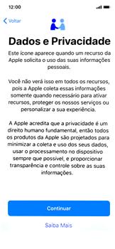 Como ativar seu aparelho - Apple iPhone X - Passo 9
