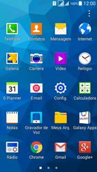 Como configurar uma rede Wi-Fi - Samsung Galaxy Grand Prime - Passo 2