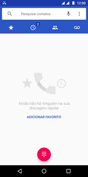Como bloquear chamadas de um número específico - Motorola Moto G6 Plus - Passo 4