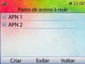 Como configurar a internet do seu aparelho (APN) - Huawei U6020 - Passo 7