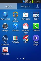 Como baixar aplicativos - Samsung Galaxy Young - Passo 3