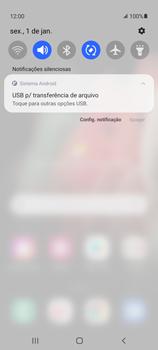 Transferir dados do telefone para o computador (Windows) - Samsung Galaxy S21 Ultra 5G - Passo 4