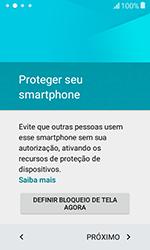 Como configurar pela primeira vez - Samsung Galaxy J1 - Passo 12