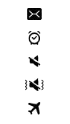 Explicação dos ícones - Samsung Galaxy J2 Prime - Passo 17