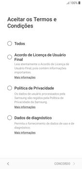 Como ativar seu aparelho - Samsung Galaxy J4 Core - Passo 5