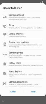 Como ativar seu aparelho - Samsung Galaxy S20 Plus 5G - Passo 17